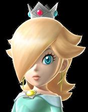 Video Game character Princess Rosalina